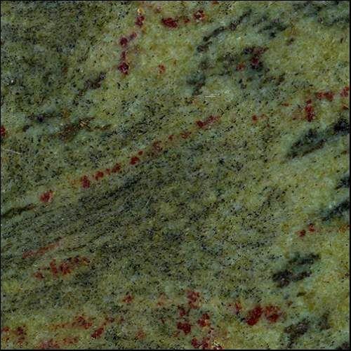 A Price Range Tropical Green OTM Green Granite Countertops, Granite Tile, Green  Granite Kitchen