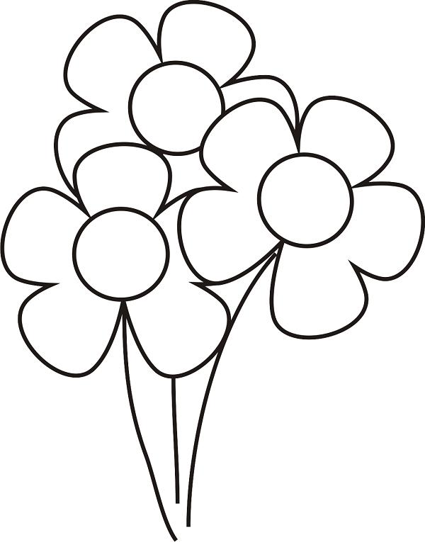 Blumen Ausmalbilder Malvorlagen 210 Malvorlage Blumen Ausmalbilder