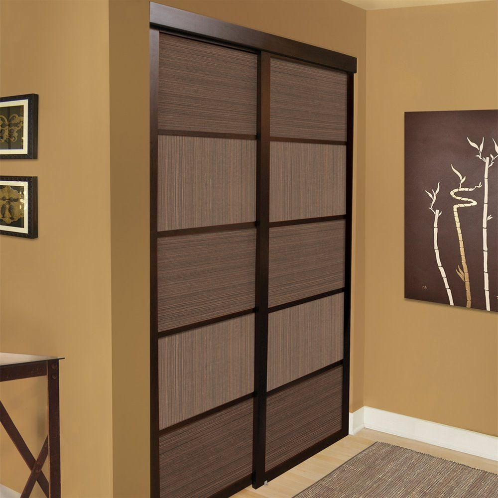 Shop unbranded espresso cafe sliding closet door at lowes canada shop unbranded espresso cafe sliding closet door at lowes canada find our selection of sliding closet doors at the lowest price guaranteed with price vtopaller Gallery