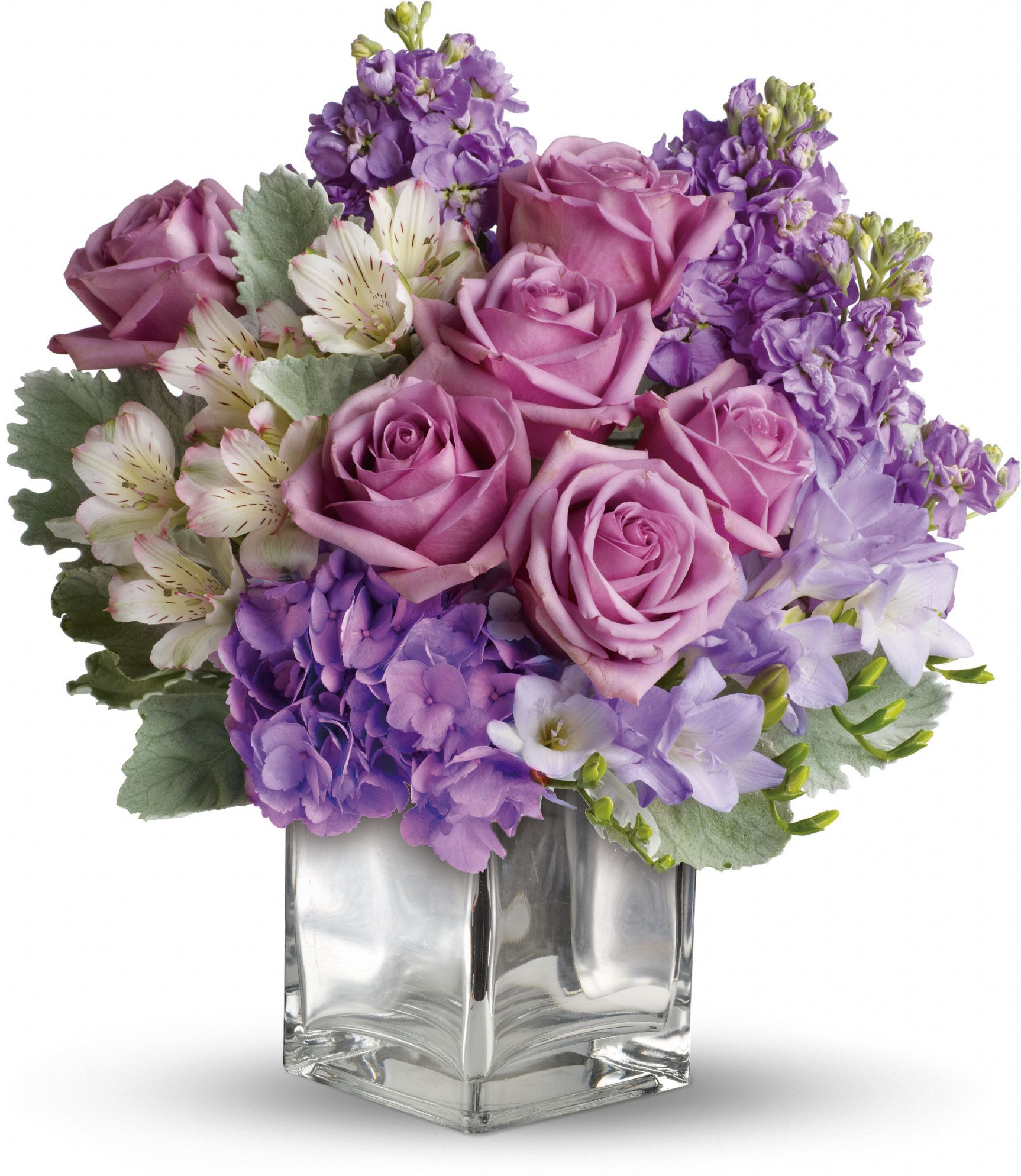 Sweet as Sugar by Teleflora Save 25 on this bouquet and