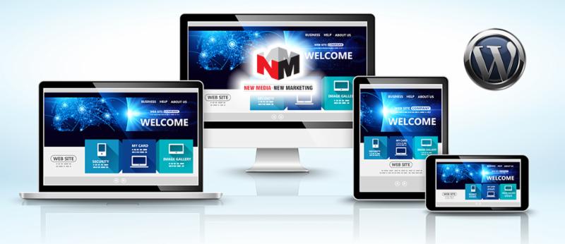 How To Create A Website Fast And Easy Wordpress Website Training In This Wordpress Website Training Course Responsive Website Design Web Design Website Design