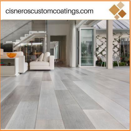 Cisneros Custom Coatings Epoxy Flooring Is Suitable For All