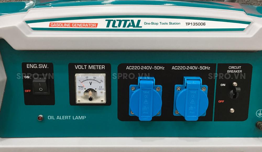 May Phat điện Dan Dụng Chạy Xăng 3 5kw Gia Rẻ May Phat điện động Cơ Diesel Hệ Thống đanh Lửa Va Chạy
