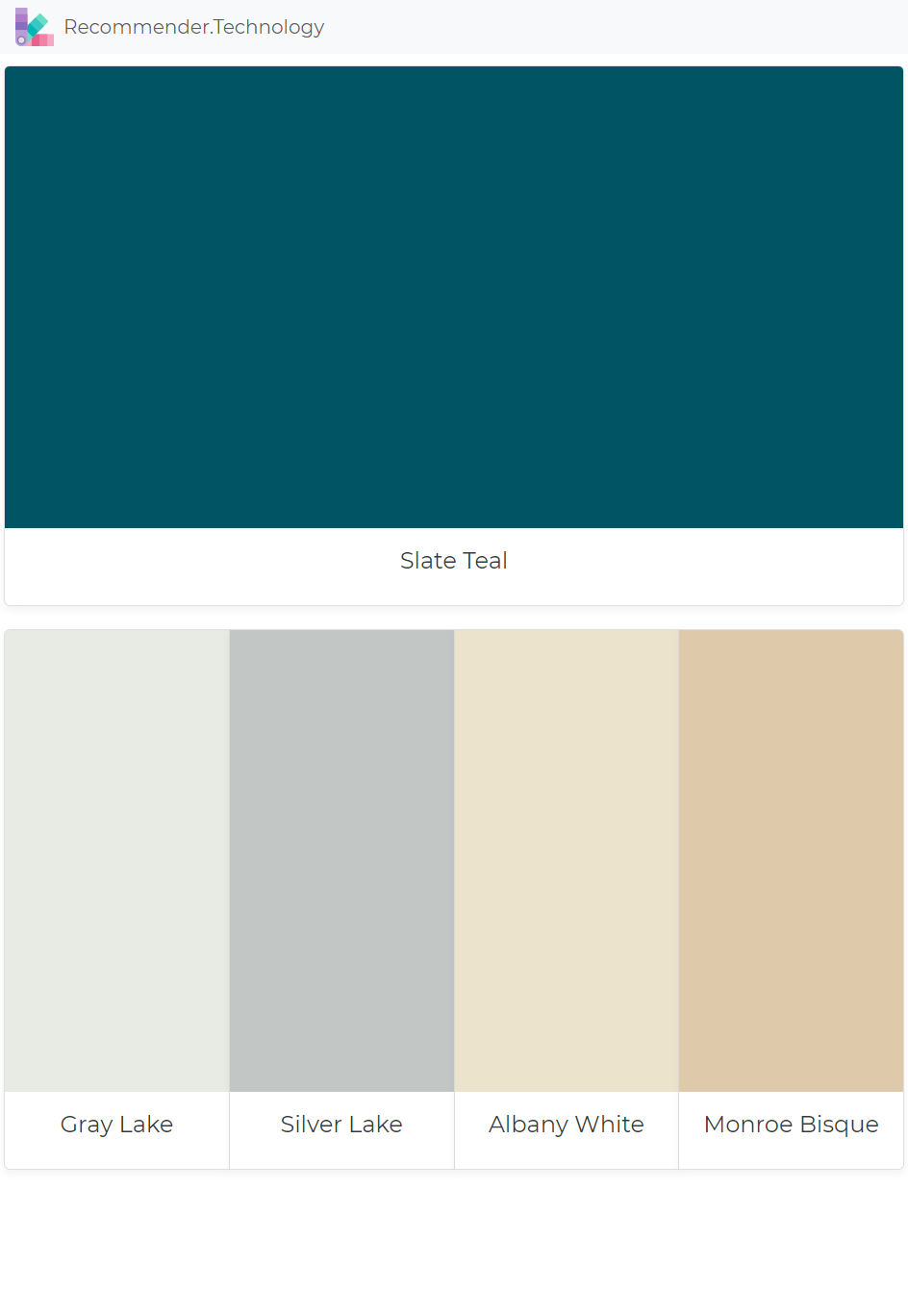 Slate Teal Gray Lake Silver Lake Albany White Monroe Bisque Gray House Exterior Teal Color Palette House Paint Exterior