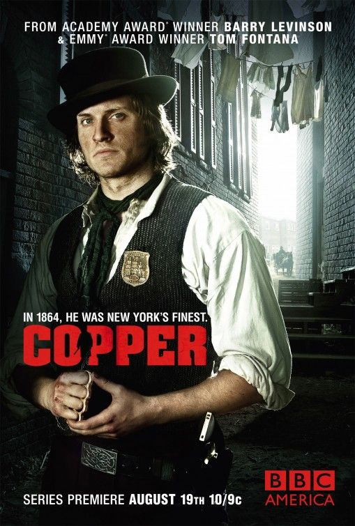 Copper Tv Series Sex