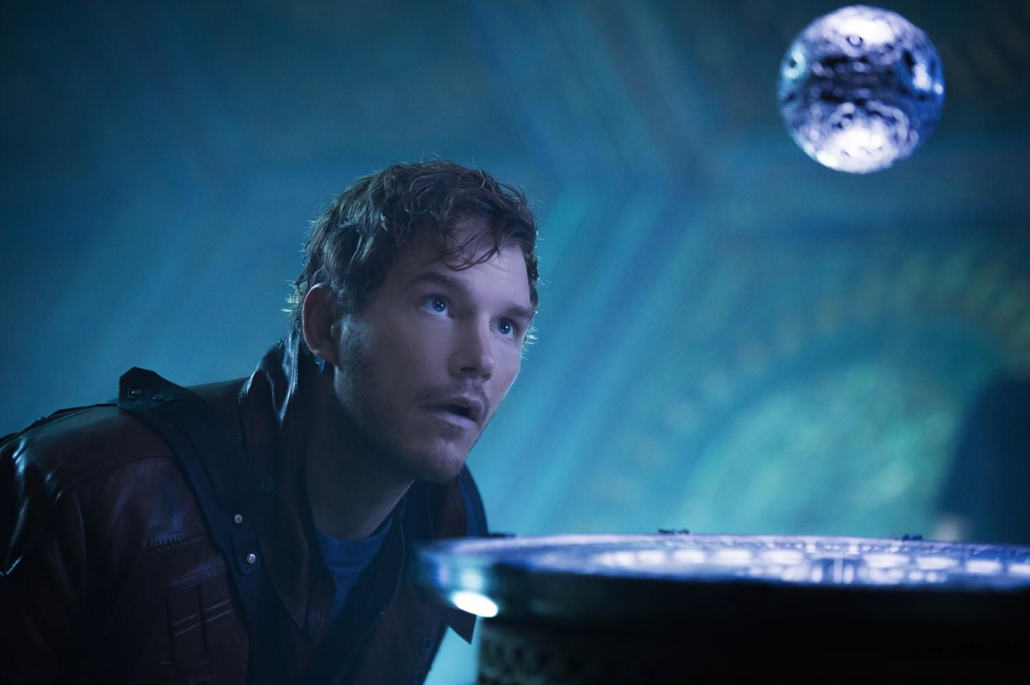 GUARDIANS OF THE GALAXY NEW IN IMAGES STARTS CHRIS PRATT | #MADHOLE