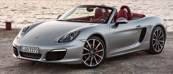 Porsche S Baby Turns 16 Seeks A Bigger Allowance Published 2012 Porsche Boxster Porsche Boxter Boxster S