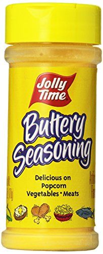 Jolly Time Buttery Popcorn Seasoning Movie Theatre Popcorn Salt Powder 6ounce Jars Pack Of 12 Learn More By Popcorn Salt Popcorn Seasoning Spiced Chocolate