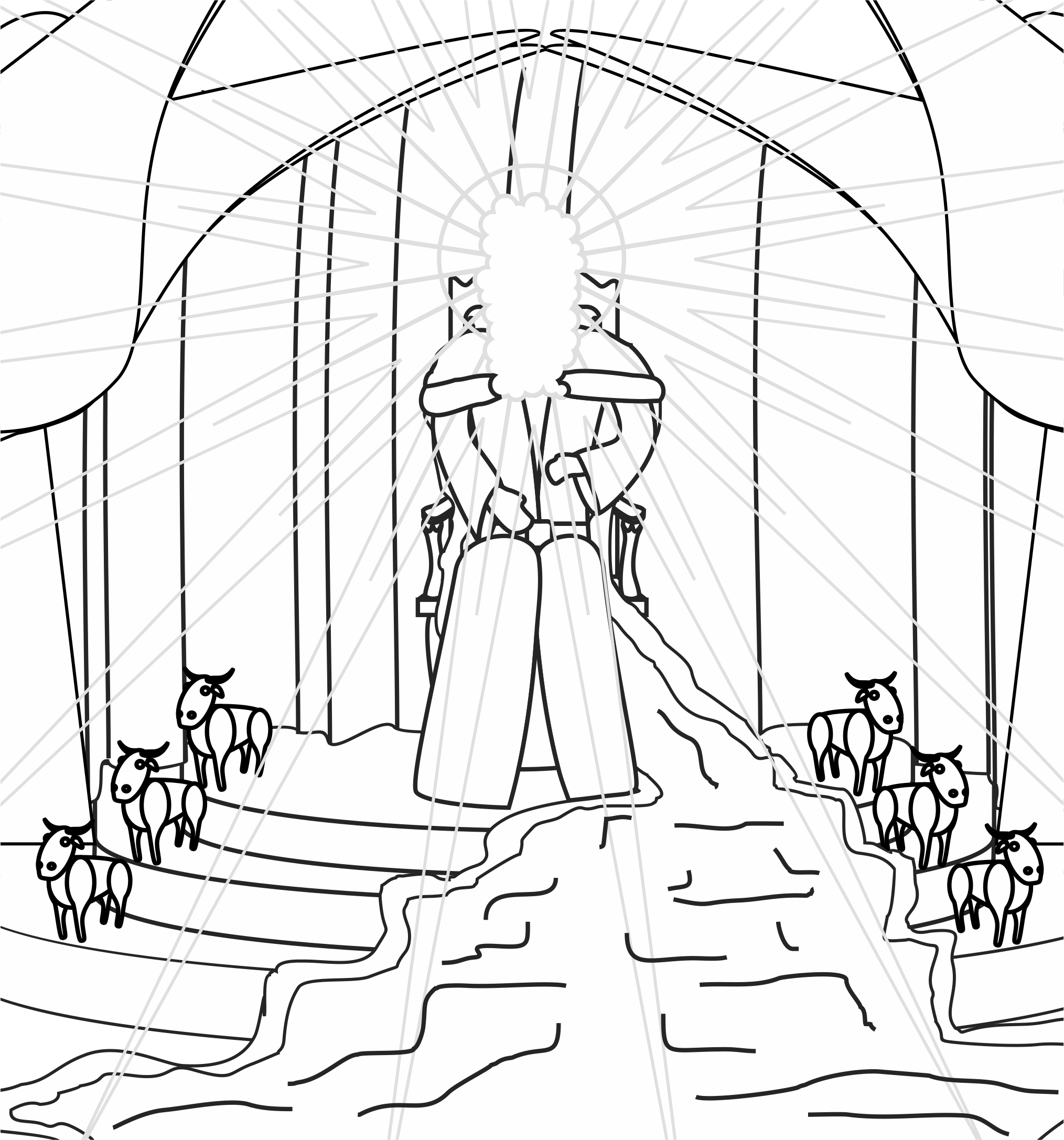 sodom and gomorrah coloring page our bible coloring pages