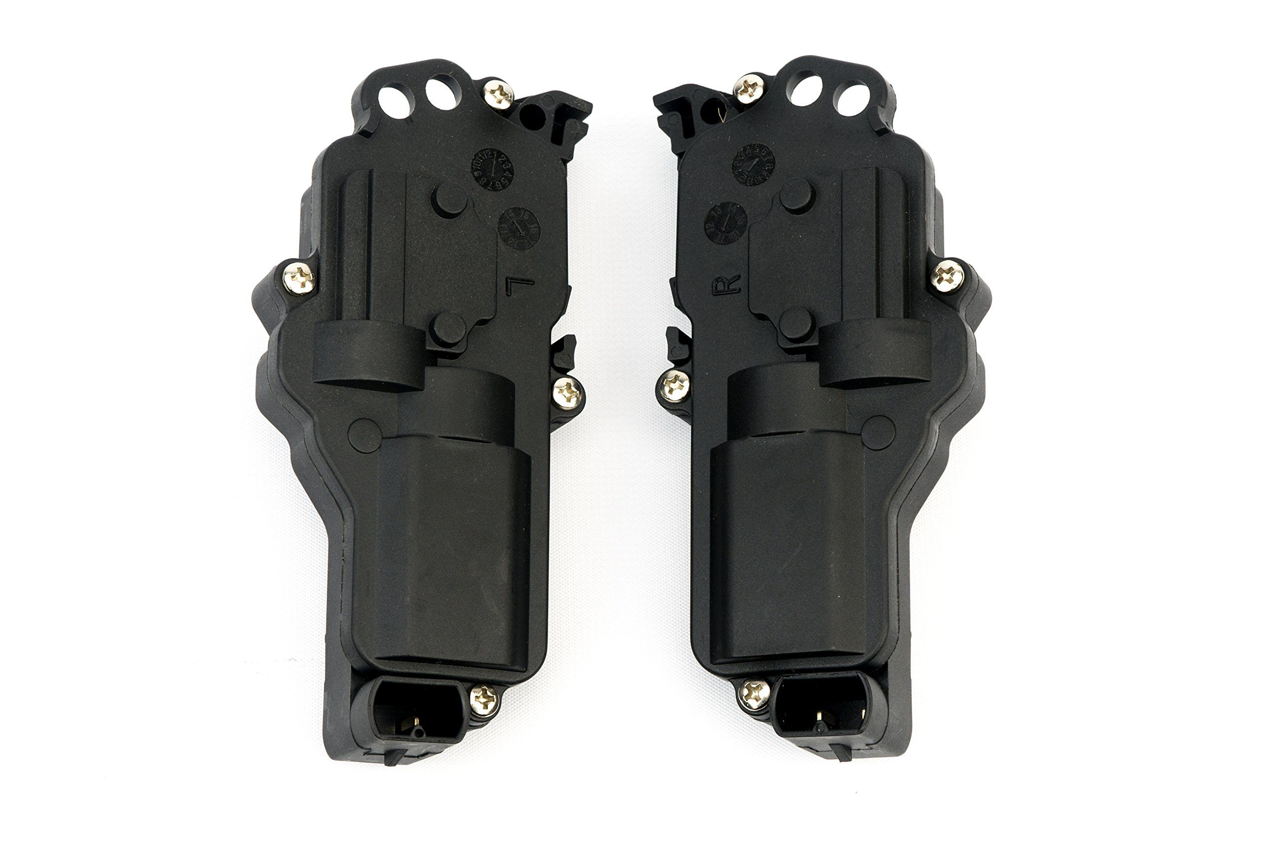 Power Door Lock Actuator Right And Left Side Fits Ford F150 F250 F350 F450 Excursion Expedition Mustang Replaces 6l3z2 Ford F150 F250 Ford Excursion