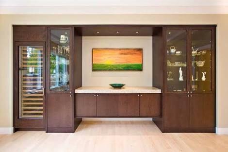Image Result For Modern Crockery Cabinet Designs Dining Room Dining Room Cabinet Modern Dining Room Crockery Unit Design