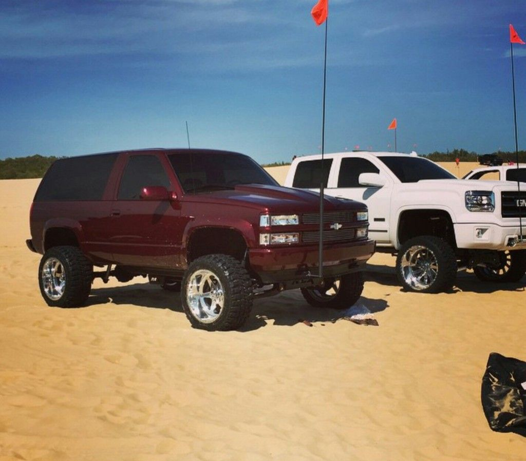 Visit Frontier Chevrolet In El Reno