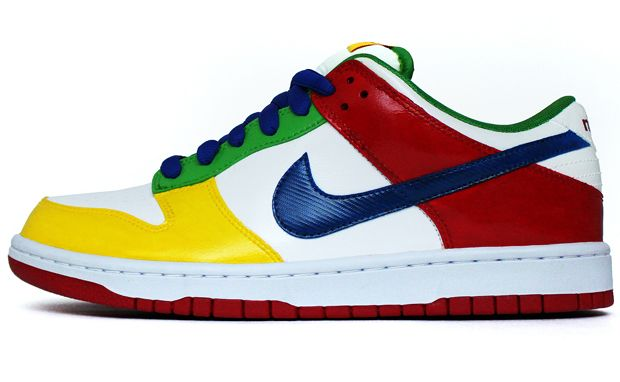 "huge discount 1743a 8cf30 Nike Dunk Low ""eBay"" Custom"