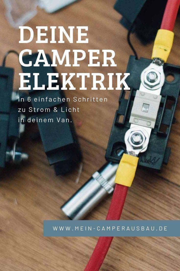Photo of Die Stromversorgung beim eigenen Camper ist ein riesengroßes Thema. Einige werd…