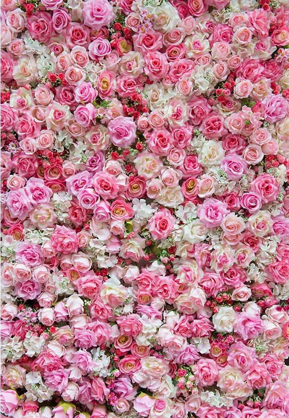 Red Rose Flower Wall Backdrop For Photo Booth F 2372 Pink Flowers Wallpaper Flowers Photography Flower Wall Backdrop