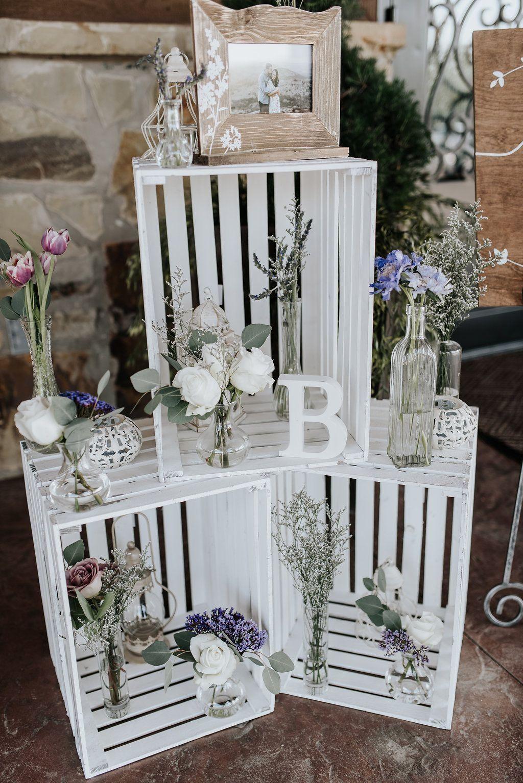 Pin By Ibnu Thabroni On Wedding Ideas Lavender Wedding Decorations Wedding Reception Decorations Rustic Wedding Entrance Decor