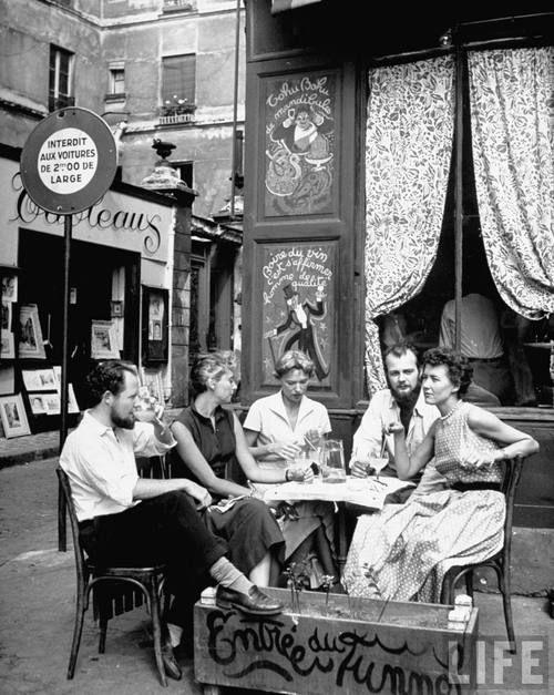 french cafes tumblr j adore paris paris cafe old paris rh pinterest com
