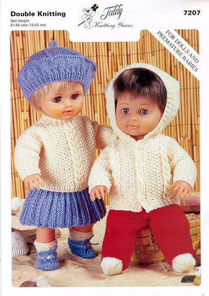 5a04634255f3 tiny tears doll knitting - Google Search