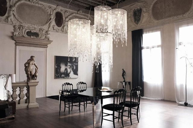 Contemporary Dining Room Chandeliers Pleasing 20 Of The Most Beautiful Dining Room Chandeliers  Chandeliers Design Decoration