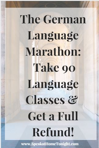 Learn German online, speak German, German for beginners
