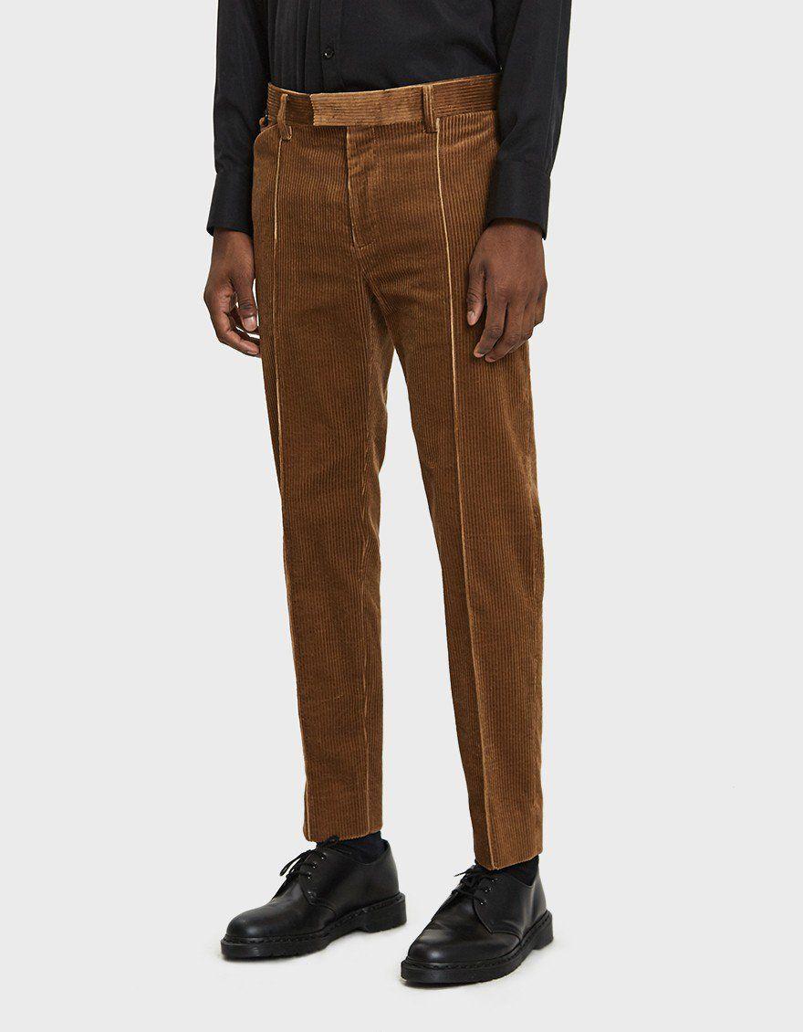 a88f9e7755 Undercover   Pleated Corduroy Trouser