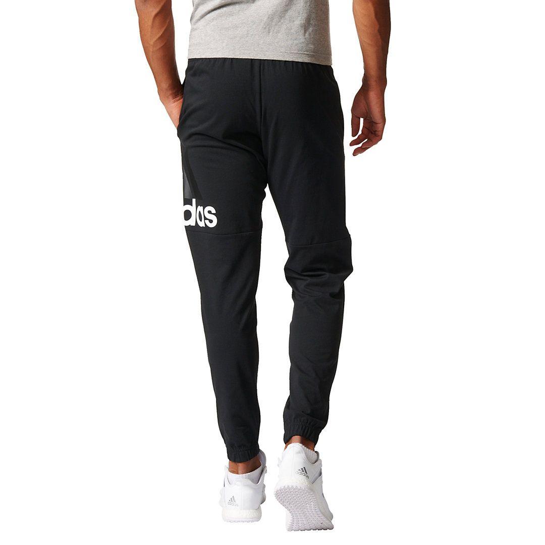 Men's adidas Essential Logo Jersey Pants | Pants, Adidas men ...