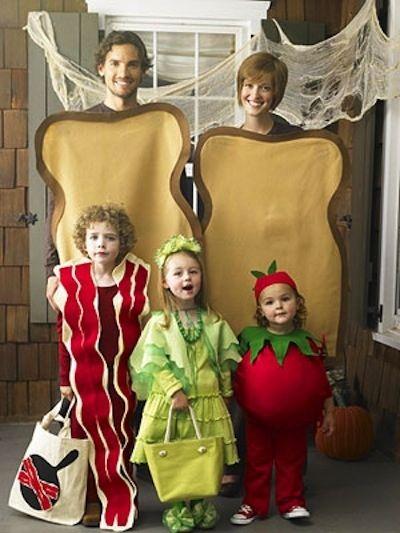 32 Disfraces Familiares Para Halloween Que Harn Que Quieras Tener