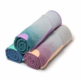 Yogitoes Skidless Waterfall Collection with a perfect grip.