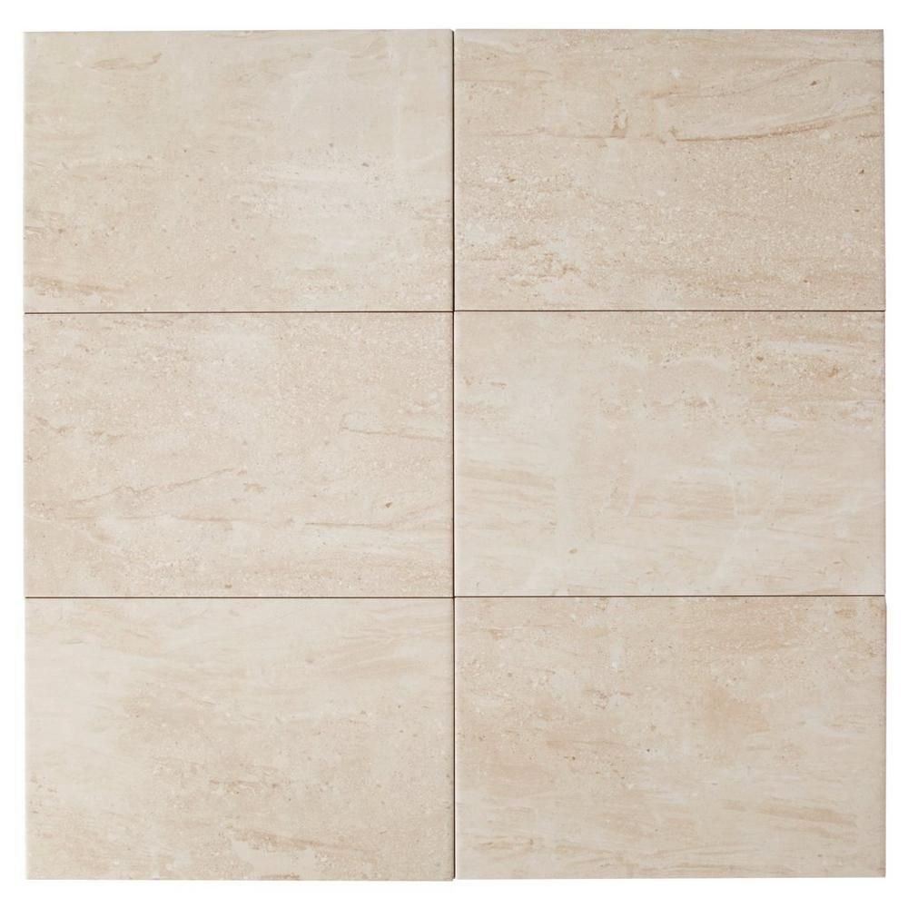 Roman White Marble Wall Tile - 8in. x 12in. - $1.33 | Remodel: tile ...