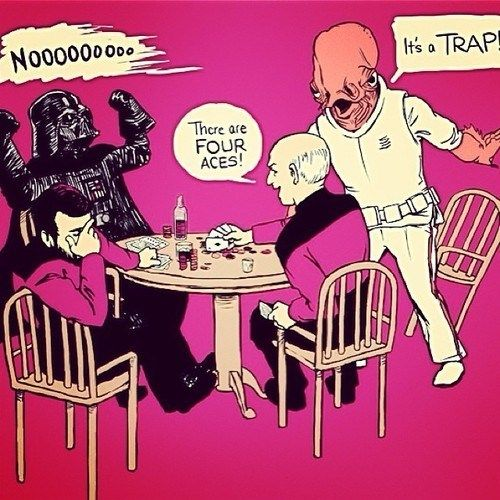 """""""Settle This With a Card Game"""" 