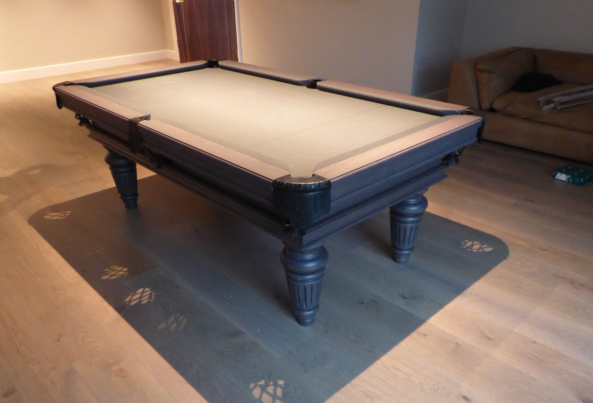 Smart Pool Table D House Drawing - Diamond smart table