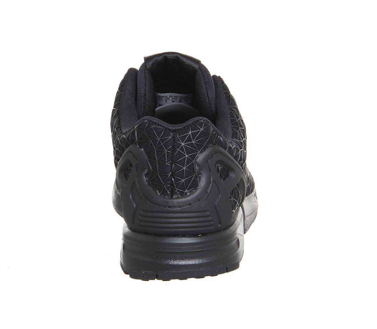 Adidas Zx Flux Core Black Texture W