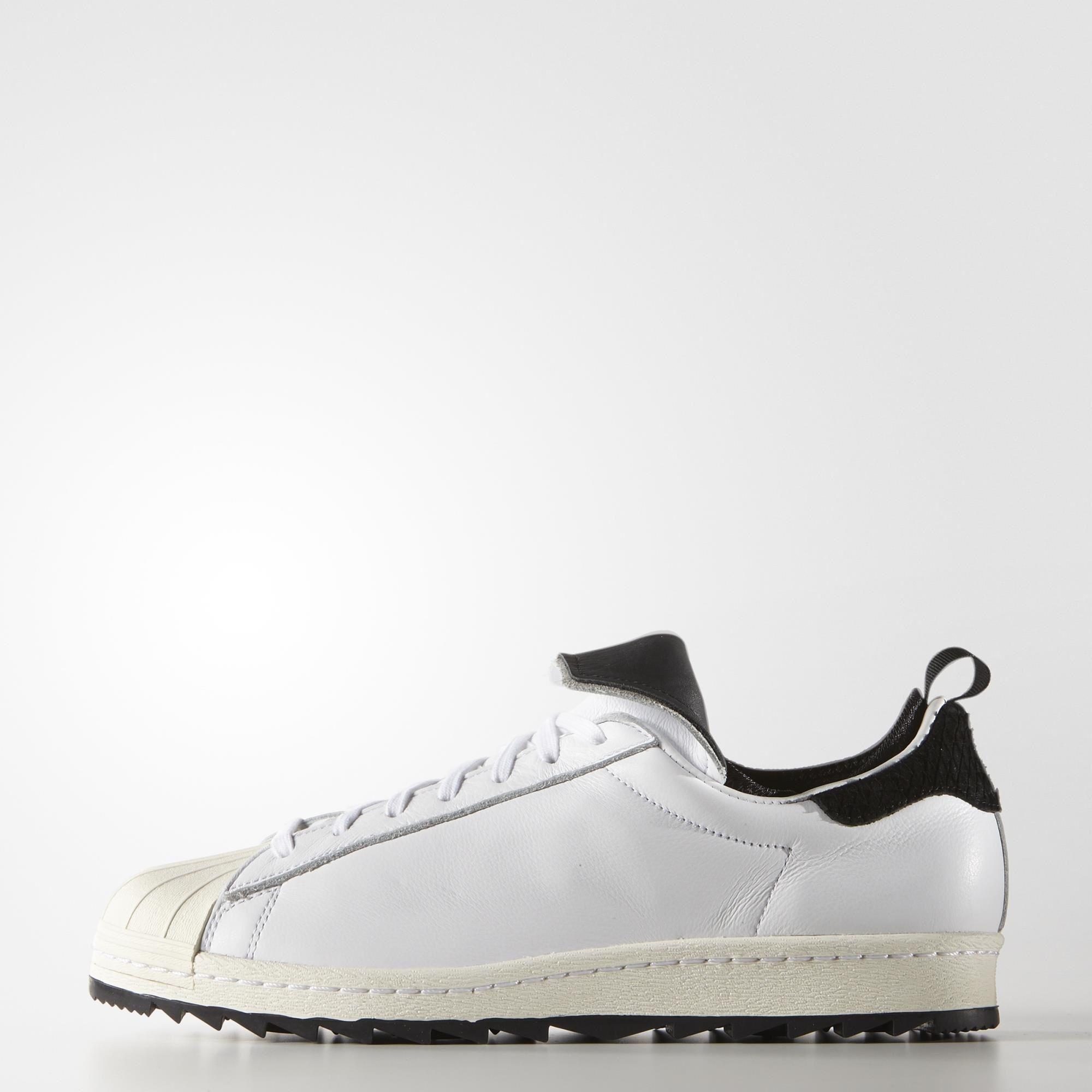 adidas men's superstar 80s sneakers reebok dor bakery logo
