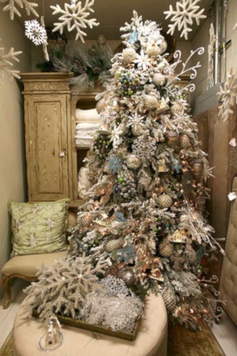 Cool Christmas Tree Decorating Ideas