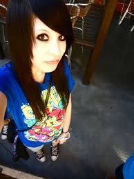 Emo Girls Style Girl