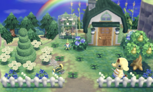 Animal Crossing, Happy Home Designer