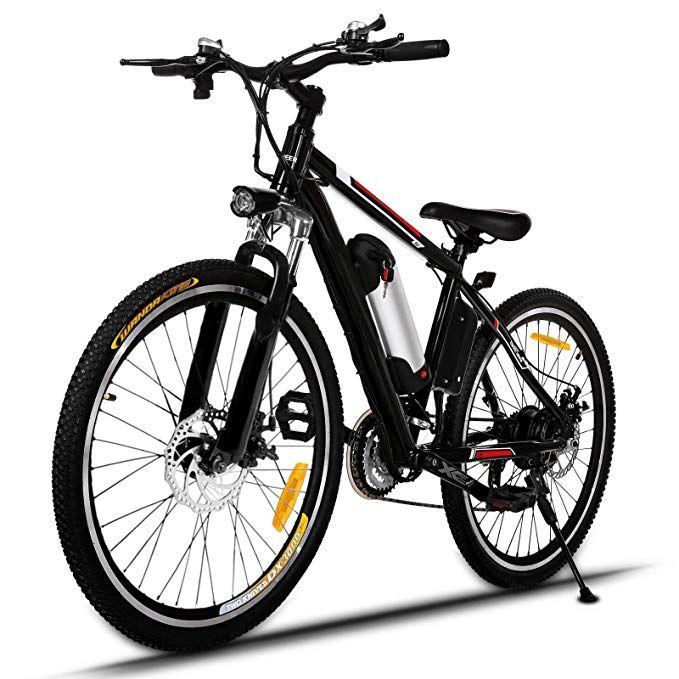 Aimage E Bike 26 Inch Electric Bicycle E Bike 35km H Mountain