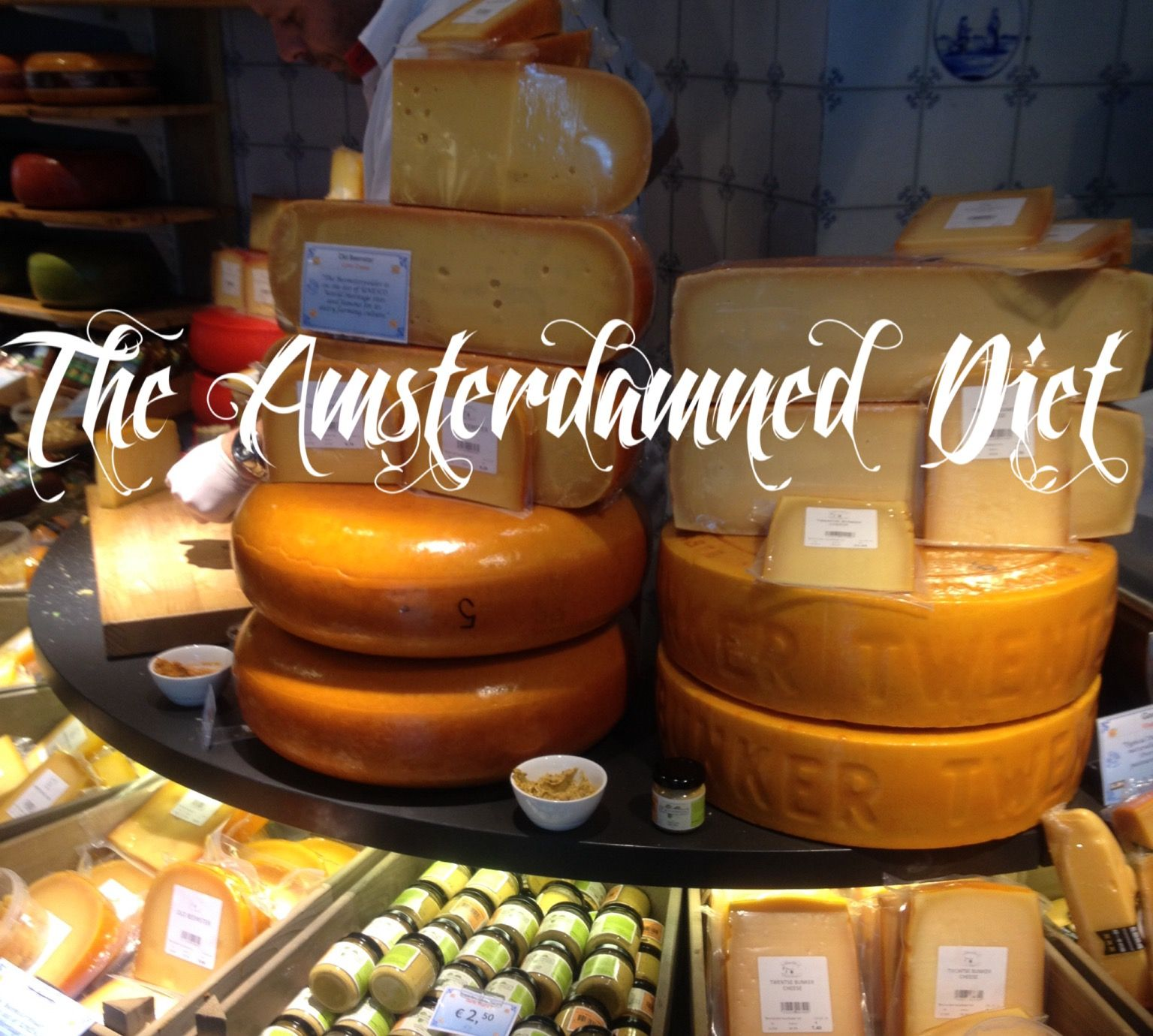 I bet you're all dying to find out how I got on in Amsterdam? The city of debauchery, sin and general devilment. But this time, it was a much more clean experience I was seeking! First of all, it w…