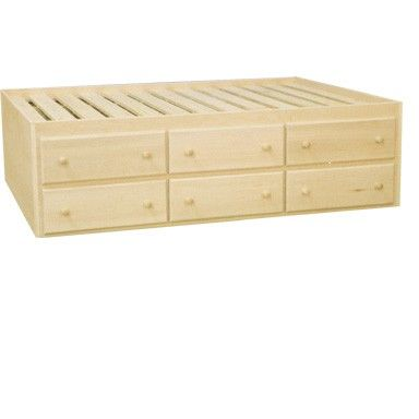 The Inwood Captains Bed Is Perfect For A Kids Bedroom It Features  Drawers On