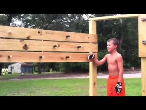 American Ninja Warrior Obstacles