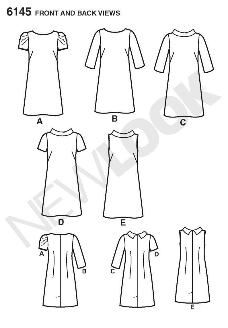 Pin On Patrons De Couture Sewing Patterns