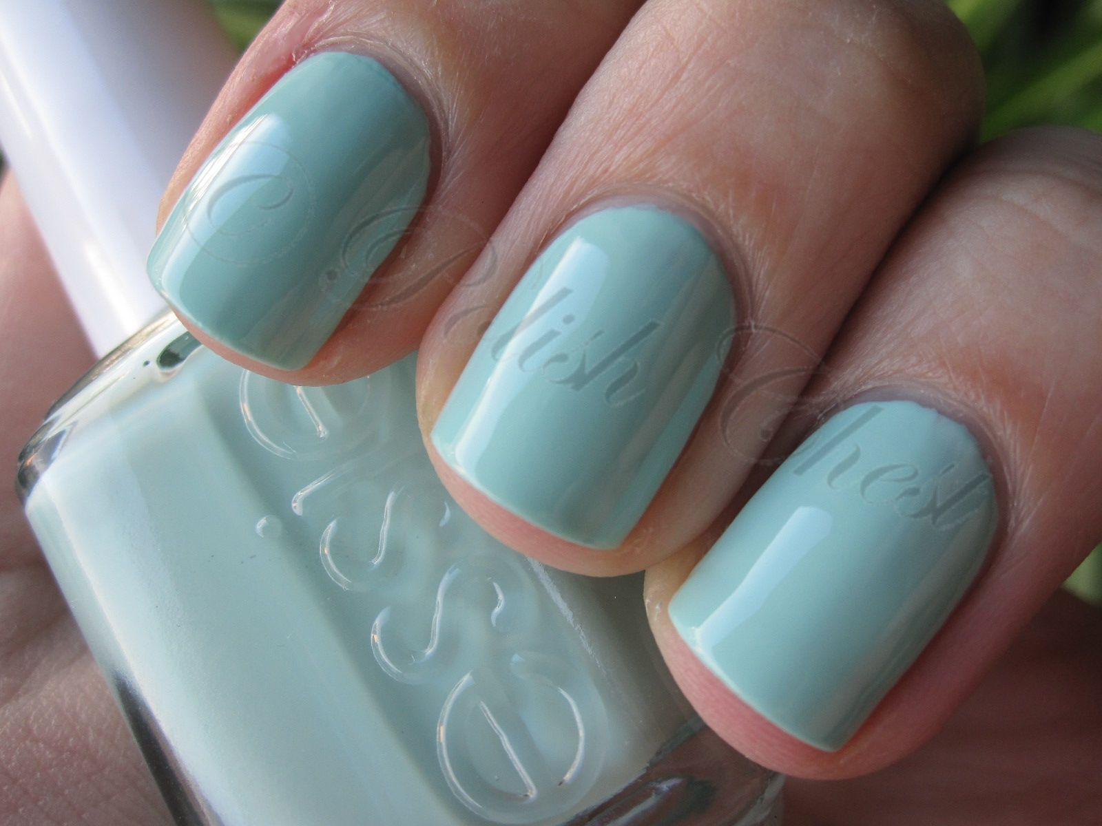 Essie Mint Candy Apple - Love it!!! Out of the 62 bottles of nail ...