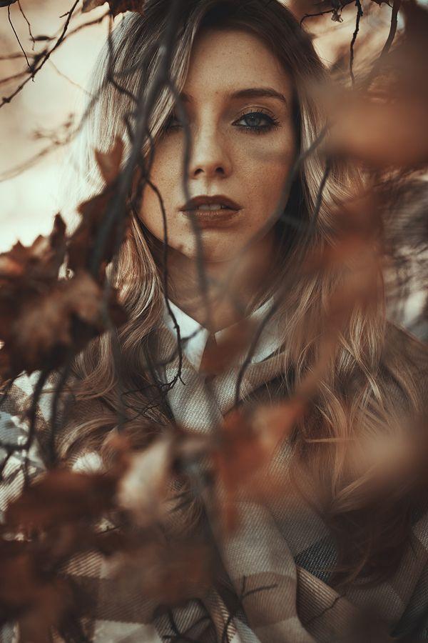 Herbstshooting mit Anna - Neue Festbrennweite getestet #autumnphotography