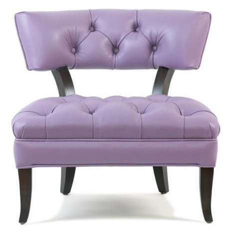 ... in decorative objects, but we kept our eyes open and came up with seven favorites that incorporate this rich, beautiful purple hue.