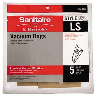 Eureka Eureka Upright Vacuum Cleaner Replacement Bag 5 Pack
