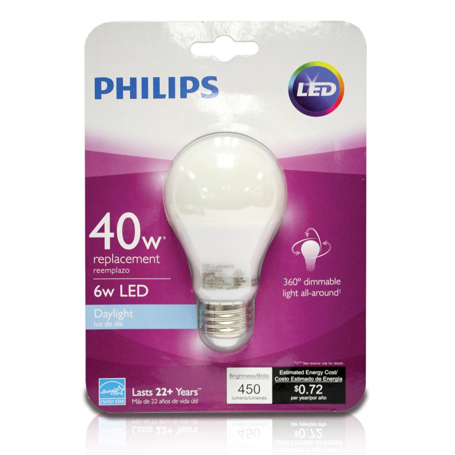 Philips 455741 6 5 Watt Led Bulb Learn More At The Picture Web Link This Is An Affiliate Link Lightbulb Led Bulb Light Bulb Bulb