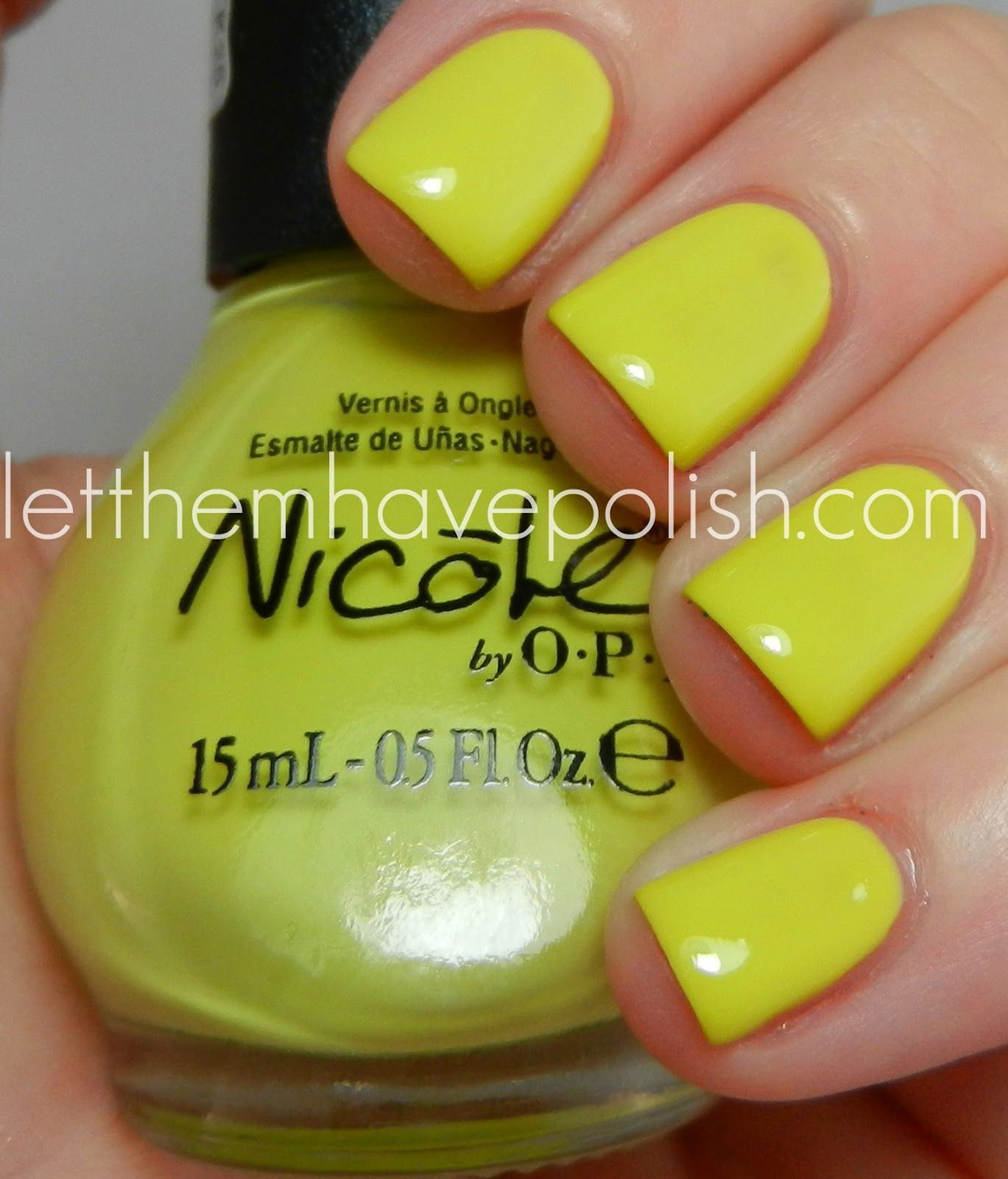 Nicole OPI Ladies of the Limelight, i want this color!!! | Nails ...