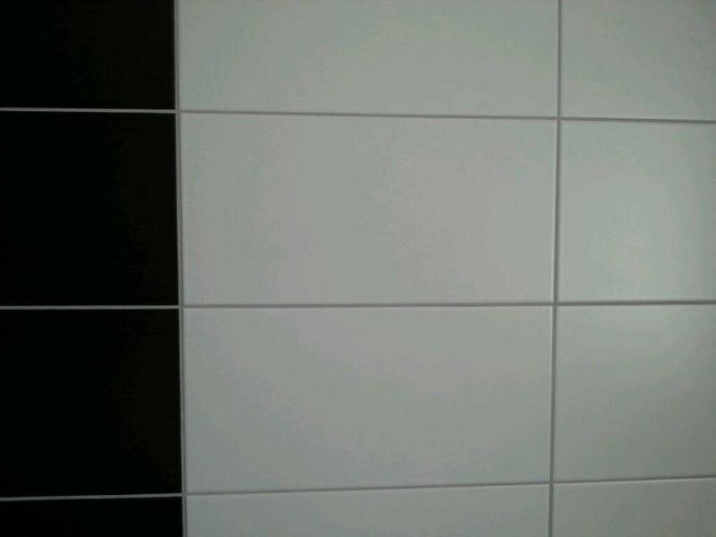 Fliesen 20x40 Fur Eg Bad Fliesen Weisse Fliesen Weiss