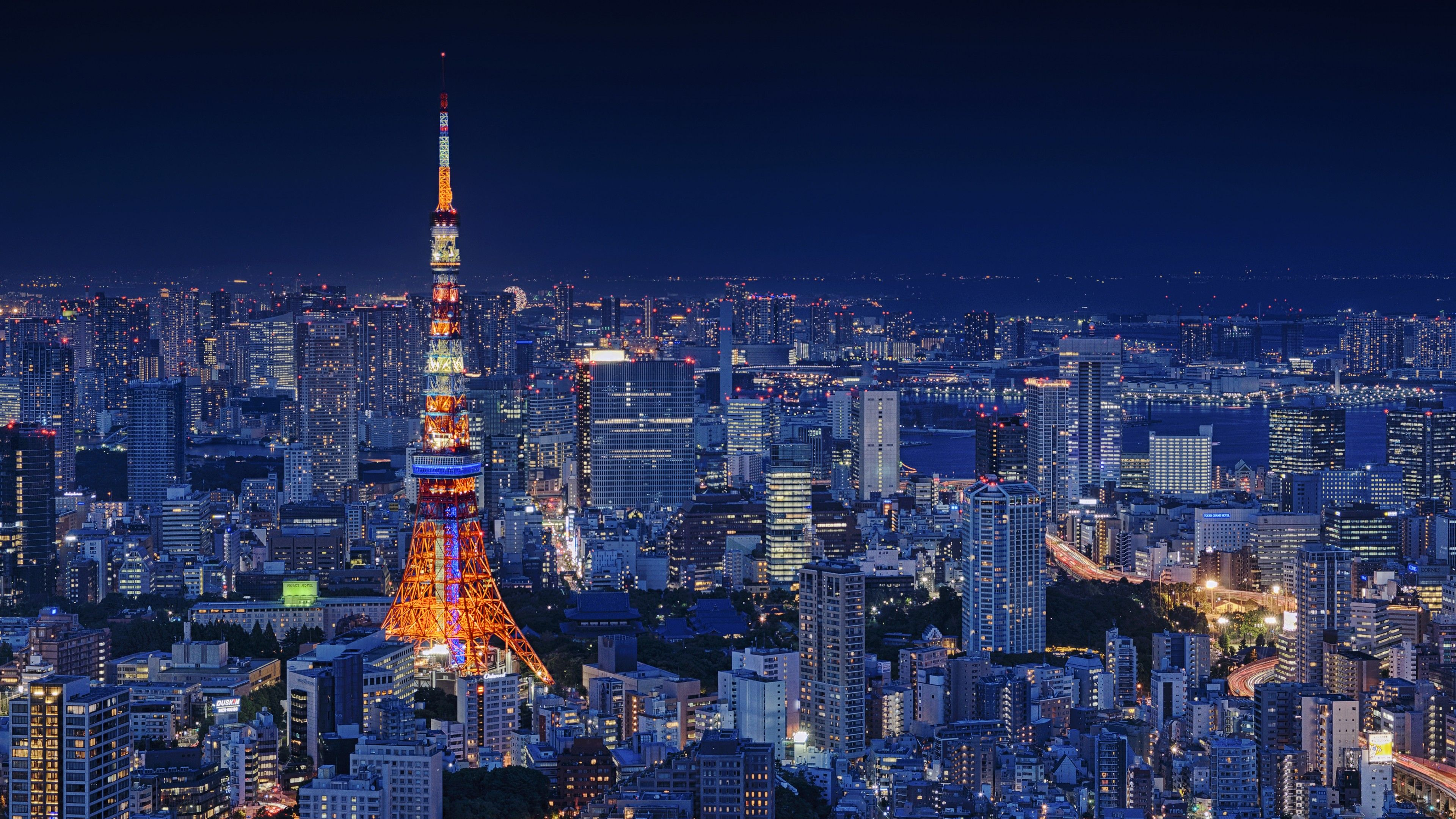 Tokyo Tower Japan 4k Pictures
