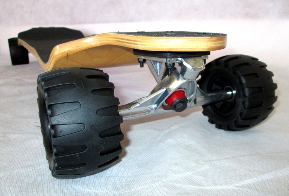 all terrain complete longboard skateboard mountain off. Black Bedroom Furniture Sets. Home Design Ideas